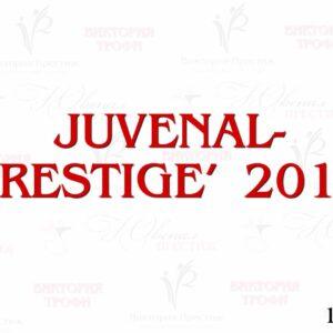 15 октября 2017 Ювенал-Престиж' 2017 Открытые классификационные соревнования